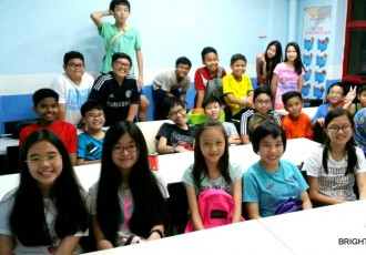 brightminds tuition class 8