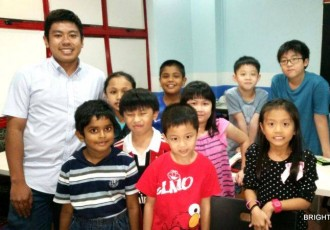 brightminds tuition class 5