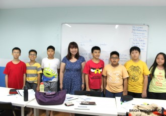 brightminds tuition class 1